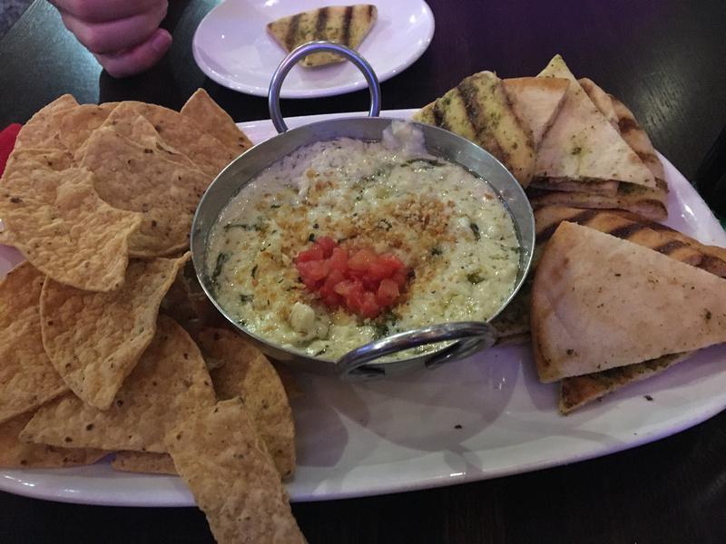 five cheese dip