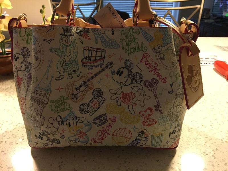 Dooney AP bag