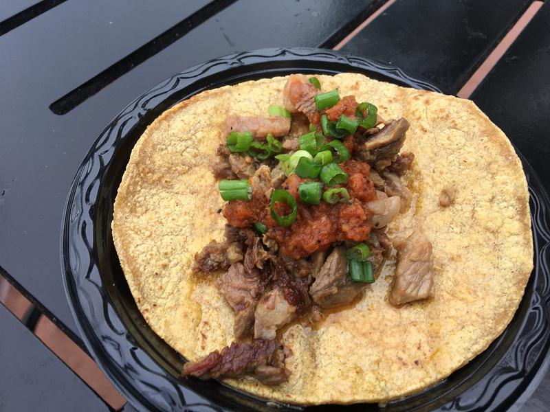 Mexico- Ribeye Taco