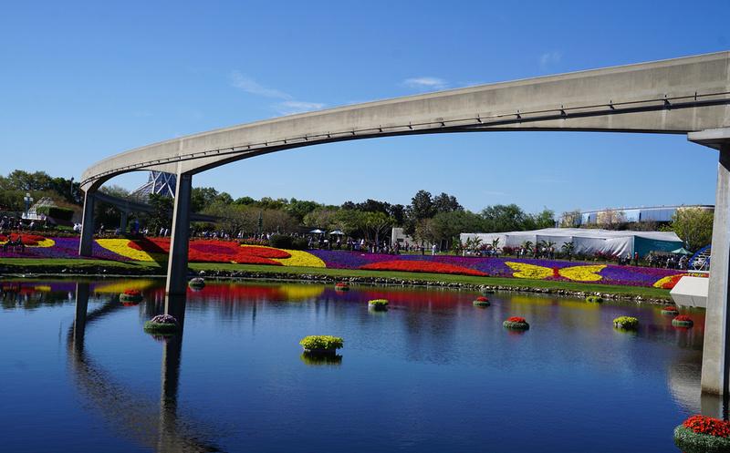 Festival Blooms & Floating Gardens