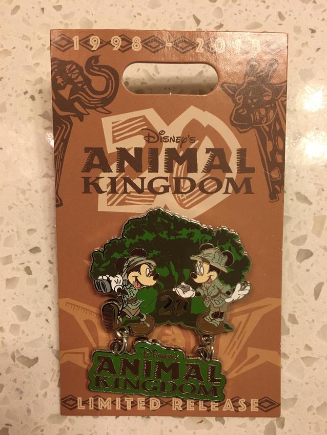 new pin