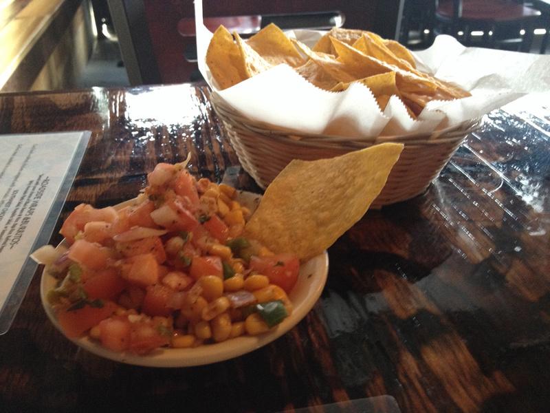 Cabo Fish Taco-yummy fish tacos!!