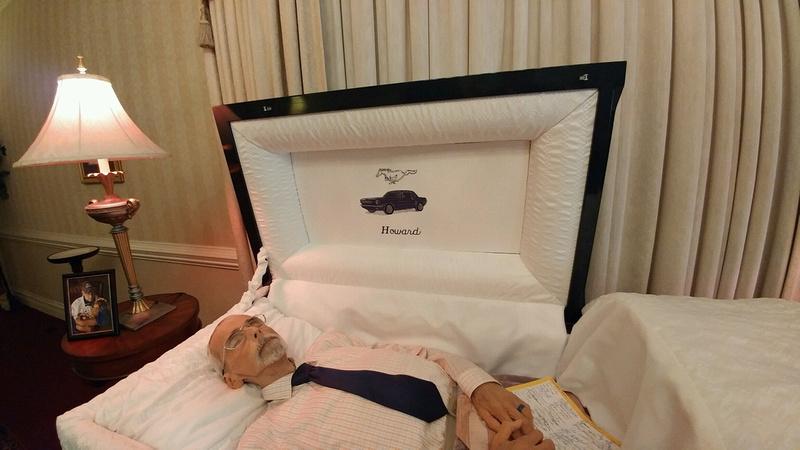 Howard's Funeral